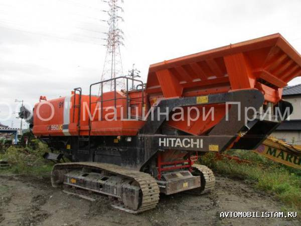Дробильная установка Hitachi ZR950JC (Владивосток) - фото