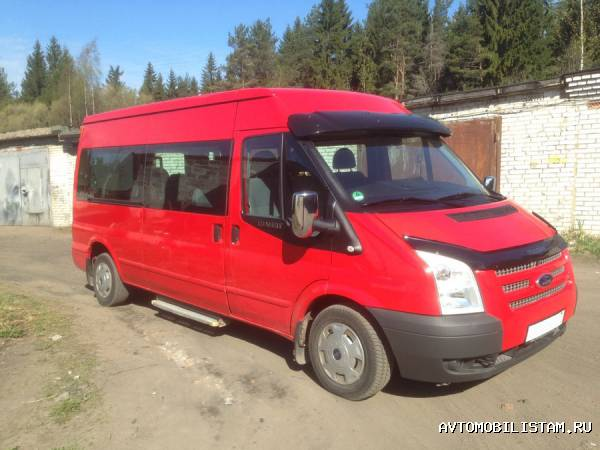 Ford Transit Long - фото