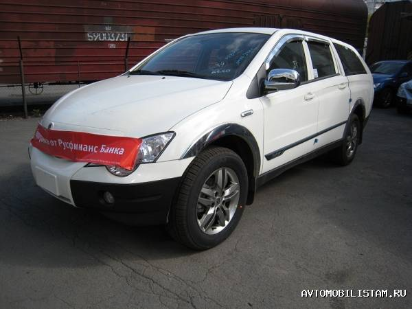SsangYong Actyon Sport - фото