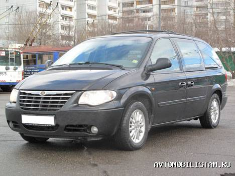 Chrysler Grand Voyager - фото