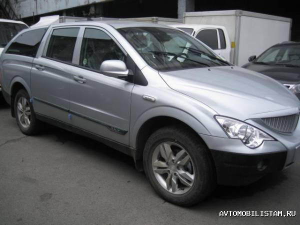 SsangYong ACTYON SPORTS - фото