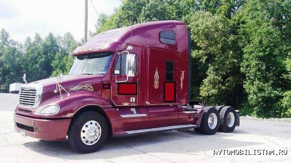 Freightliner CL12064ST- COLUMBIA 120 - фото