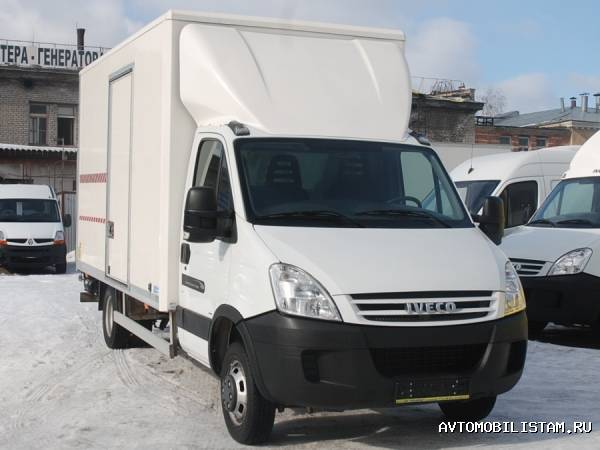 Iveco Daily - фото