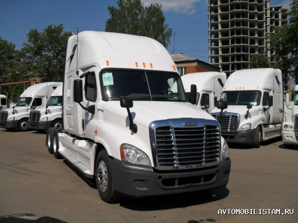 Freightliner Cascadia - фото