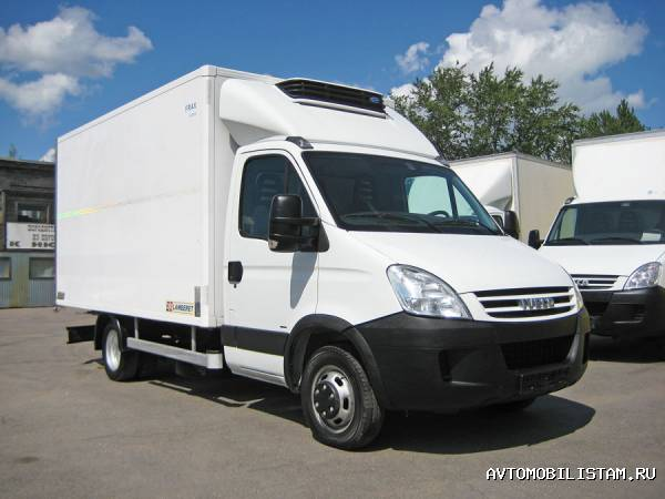 Iveco Daily 35C15 - фото