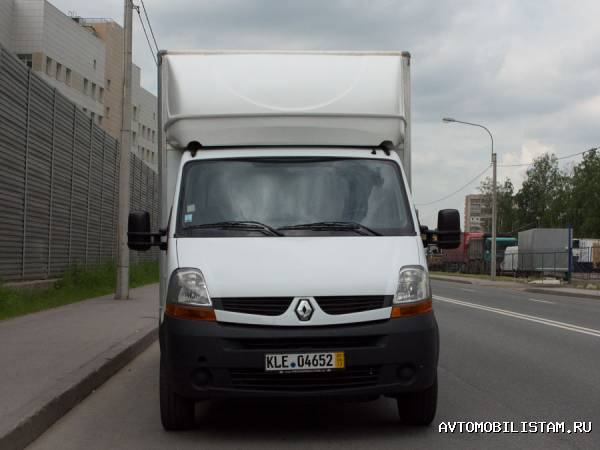 Renault Master - фото