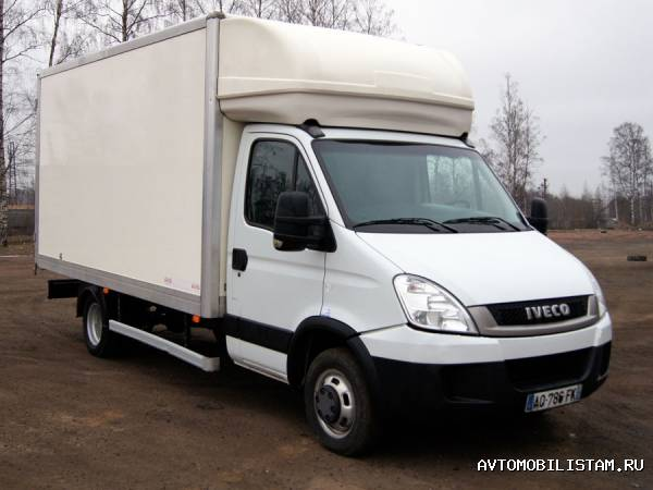 Iveco Daily 35C13 - фото