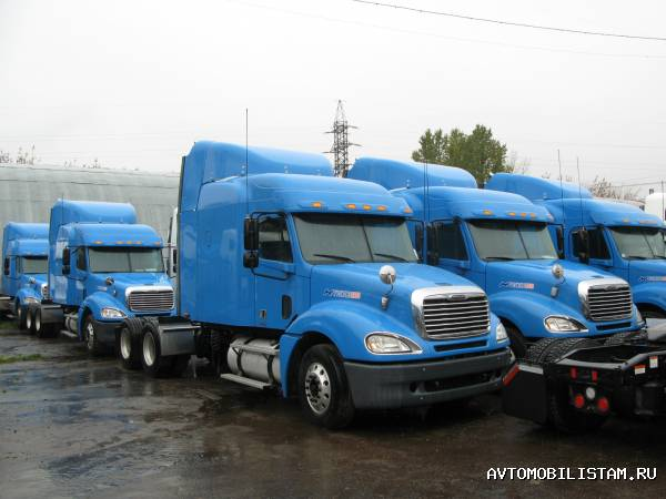Freightliner Columbia - фото