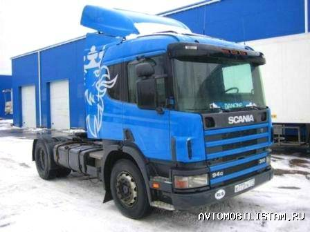 Scania Griffin P 94G - фото